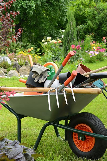 Clean+Easy Gartenarbeiten